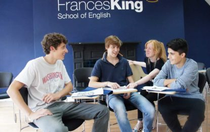 Inglese – IELTS Preparation – Frances King School of English Dublino