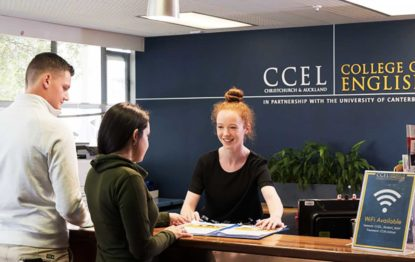 Inglese – IELTS Preparation – CCEL Christchurch