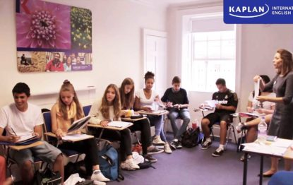 Inglese – Business English – Kaplan Bath