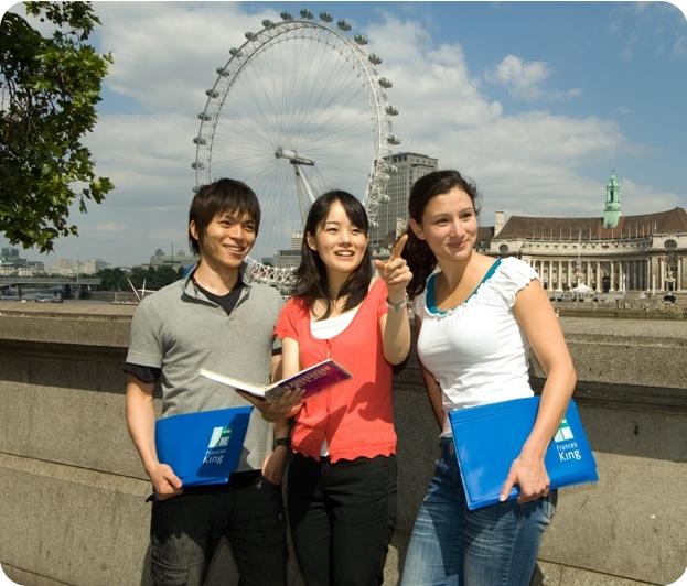 Corso di inglese a Londra. Frances King. Sconto
